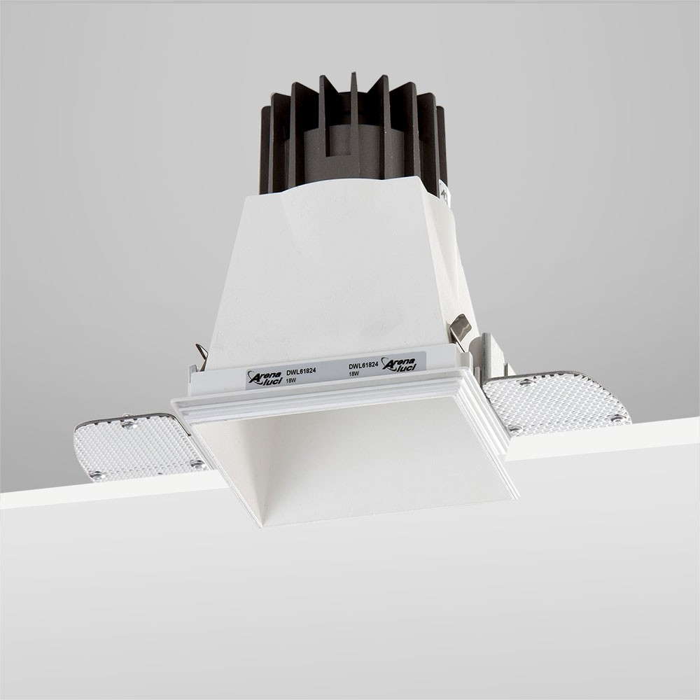 WIZARD LED 12W Trimless 40°