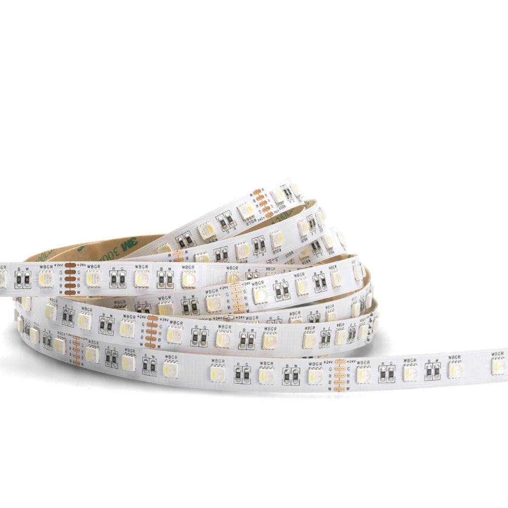 RGBW LED strip IP20