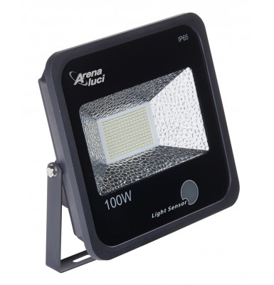 Crono LED Black 100W